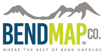 Bend Map Co