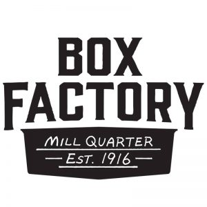 Box Factory Bend logo