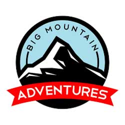 Big Mountain Adventures logo